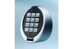 Elektronisch slot 'Multicode' (extra naast standaardslot)