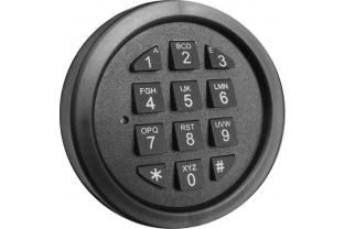 Elektronisch slot 'Basic' (in plaats van standaardslot)